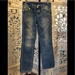 True Religion Jeans.  Size 14.  Great condition!